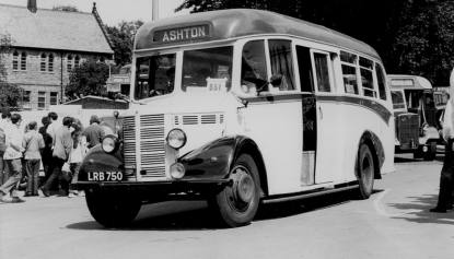 1948 Bedford Barnaby UK