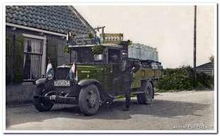 1948 Bedford HZ-3634 Lagemaat