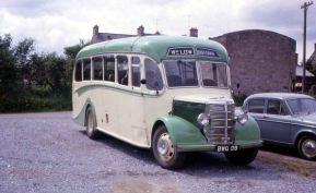 1948 Bedford OB