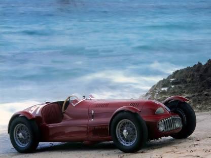 1948 Nardi-Dannese (Alfa Romeo) Corsa Barchetta