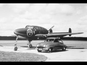 1949-1956-Saab-92-1950-And-J21