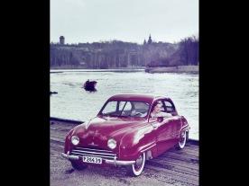 1949-1956 Saab 92 - 1953 92B