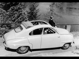 1949-1956 Saab 92 - 1954 92B