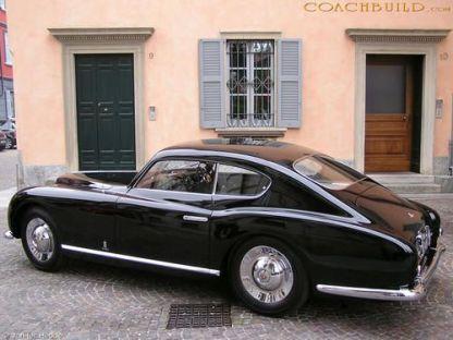 1949 Alfa Romeo 6C 2500 Coupé Speciale by Pininfarina