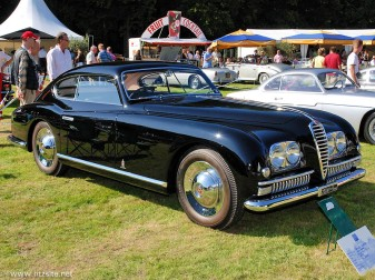 1949 Alfa Romeo 6C 2500 SS - berlinetta body by Pininfarina