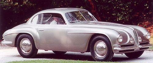 1949 Alfa romeo villa d'este touring