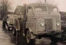 1949 Bedford Dirkverheul