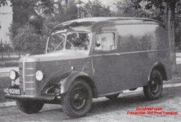 1949 Bedford KZ10 PTT