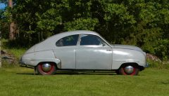 1949 One of three remaining 1949 Saab 92 prototypes