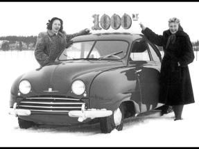1949 Saab 92 #1
