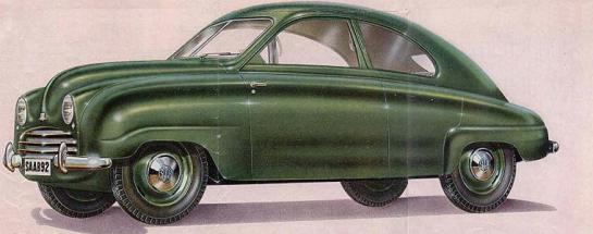 1949 SAAB 92 (2)