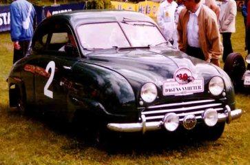 1949 SAAB 92