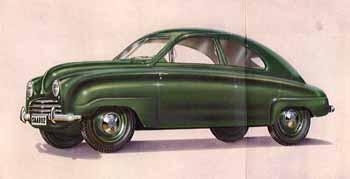 1949 saab 92a