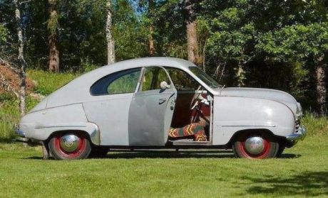 1949 Third Oldest Saab in Existence