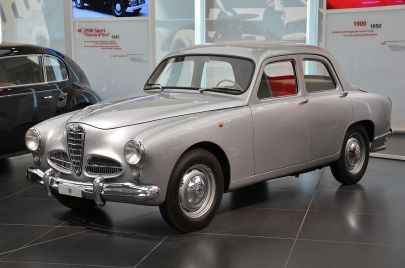 1950- 1957 Alfa Romeo 1900