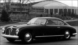 1950 Alfa romeo 6c 2500 s coupe Pinin Farina
