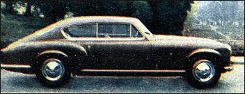 1950 alfa romeo 6c 2500 turismo pinin farina