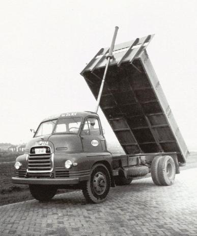 1950 bedford de korte