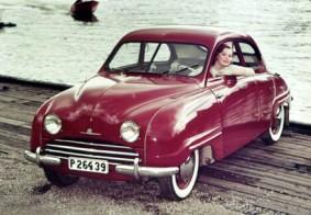 1950 Saab 92 a