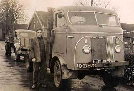 1950's Bedford 4x4