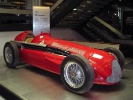 1951 Alfa Romeo 159 Formula 1 car