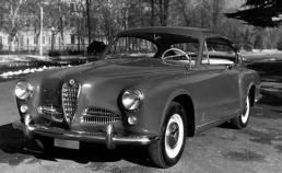 1951 Alfa romeo 1900 l coupe pininfarina