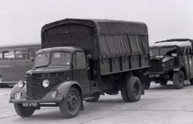 1951 Bedford OL 3Ton 4x2 Cargo (MDF 475 F)