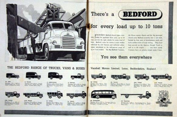 1951 Bedford