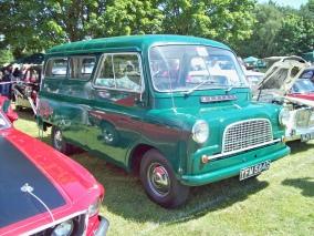 1952-69 Bedford CA Camper Van Engine 1508cc