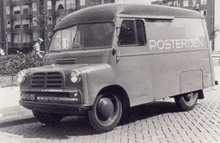 1952-69 Bedford CA PTT