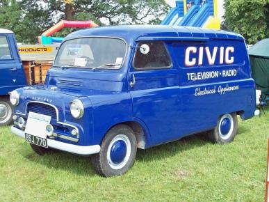 1952-69 Bedford CA Van Engine 1508cc