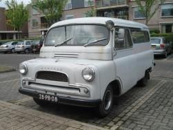 1952-69 Bedford CALV-4