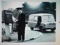 1952-69 Bedford CALV PTT