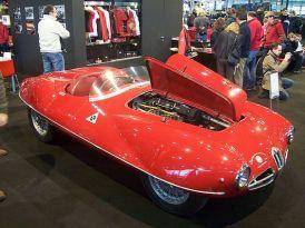 1952 Alfa Romeo 1900 C52 'Disco Volante' Spider (Touring)