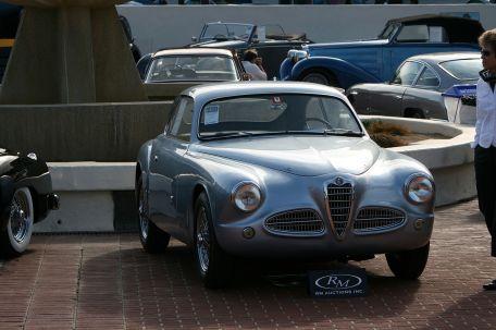 1952 Alfa Romeo 1900C Berlinetta