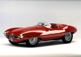 1952 Alfa Romeo Disco Volante Spider side