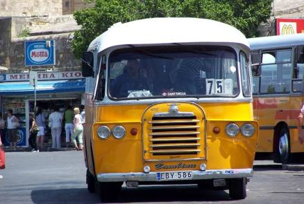 1952 Bedford Casha Bambino Valletta Malta