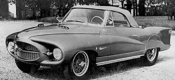 1953 Alfa Romeo 1900 convertible