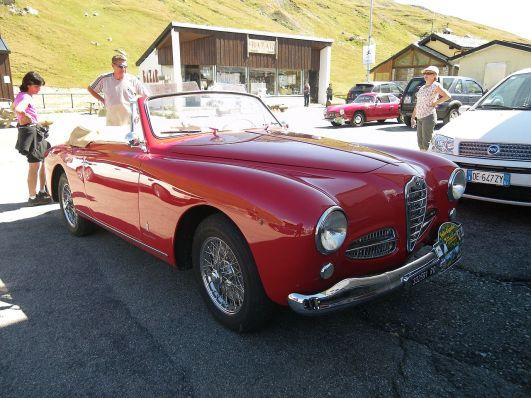 1953 Alfa Romeo 1900 Sprint Cabriolet Pininfarina
