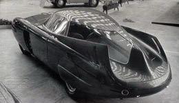 1953 Alfa Romeo Bertone bat5