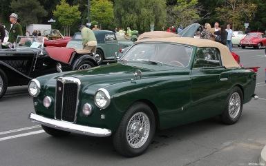 1953 Arnolt-MG Greystone