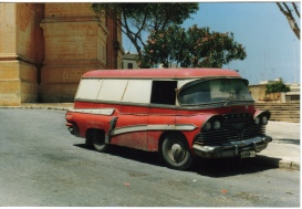 1953 Bedford Van Malta