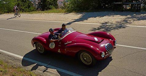 1953 HVZ Alfa Romeo 6C Barchetta a
