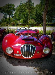 1953 HVZ Alfa Romeo 6C Barchetta