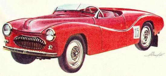 1953 Moskvitch 404 Sport c