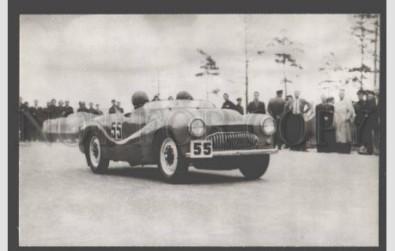 1953 Moskvitch 404 Sport d