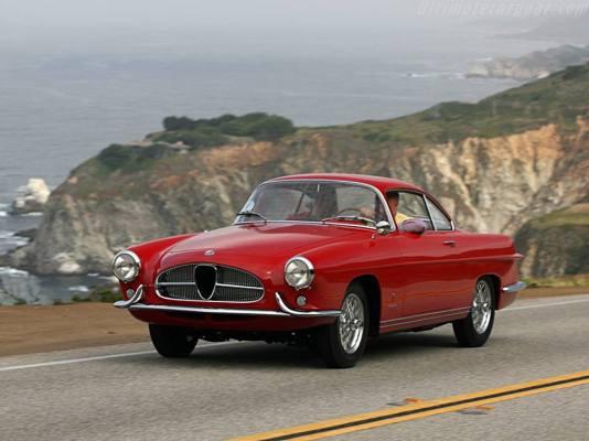 1954 Alfa Romeo 1900 C Special Ghia Coupe