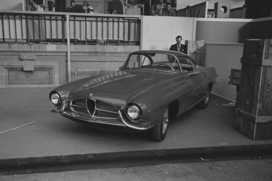 1954 Alfa Romeo 1900 SS (Ghia)a