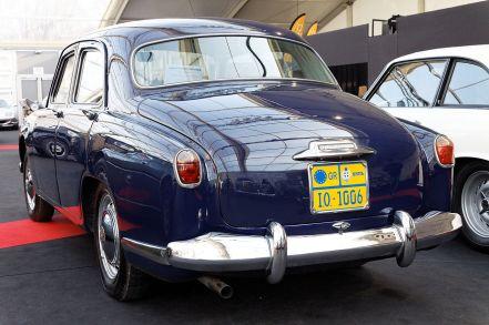 1954 Alfa Romeo 1900 Super Berline rear