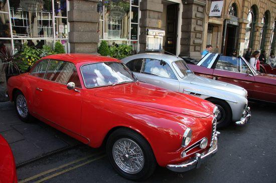 1954 Alfa Romeo 1900C Bristol